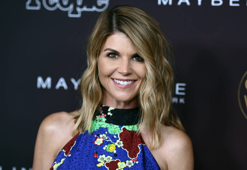 Hallmark cutting ties with Lori Loughlin after bribary case