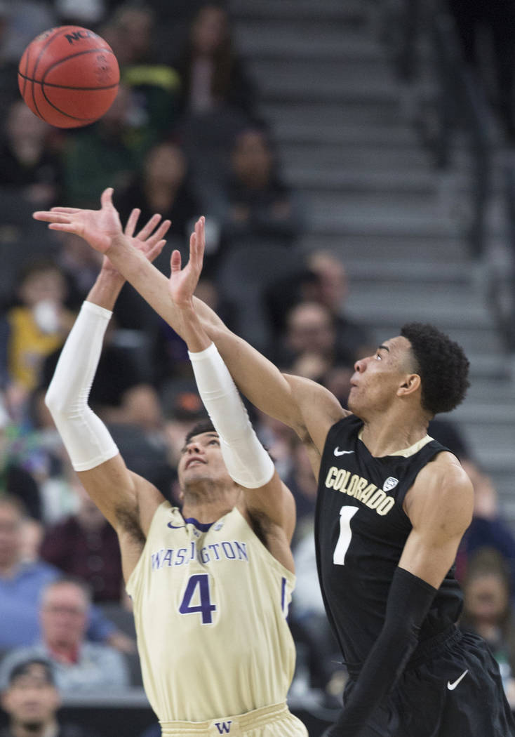 Washington, Oregon advance to Pac-12 Tournament title game ...