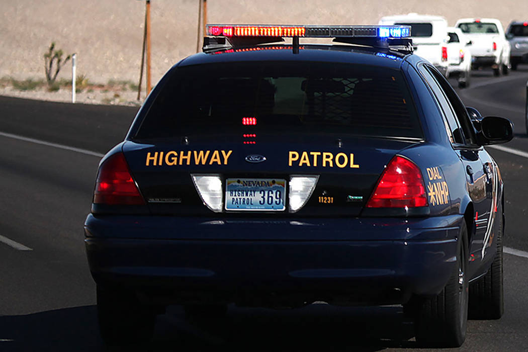 Nevada Highway Patrol (Las Vegas Review-Journal)