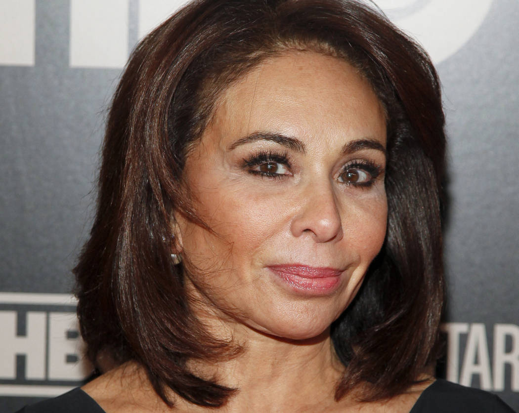 "FILE - In this Jan. 28, 2015, file photo, Jeanine Pirro attends the HBO Documentary Series premiere of ""THE JINX: The Life and Deaths of Robert Durst,"" in New York. Fox News weekend host ..."