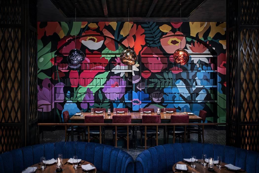 Greene St. Kitchen at the Palms. (Clint Jenkins)