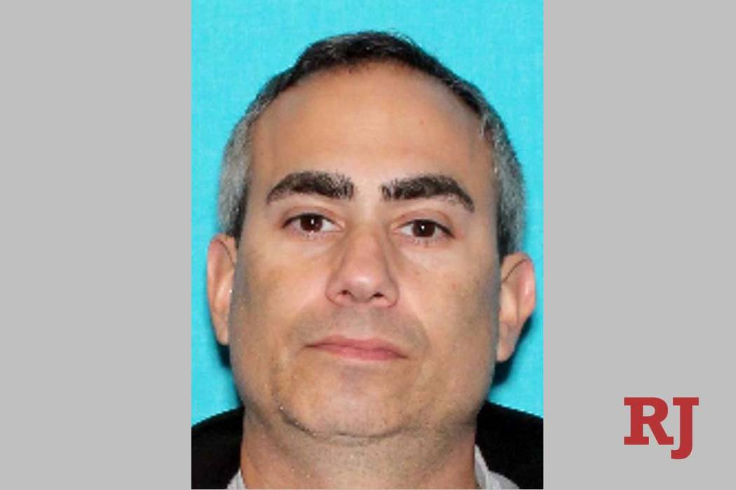 Michael Cohen was shot to death by a Las Vegas Metropolitan Police Department officer following an armed robbery at the Bellagio on March 15, 2019. (Las Vegas Metropolitan Police Department)