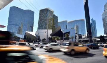 A Las Vegas Strip multi-year construction project, slated to reconstruct and repave a 5.7-mile portion of Las Vegas Boulevard from the 215 Beltway to Sahara Avenue, is scheduled to begin in June a ...