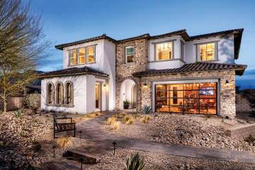 Nine Summerlin communities to be highlighted by Toll Brothers. (Toll Brothers)