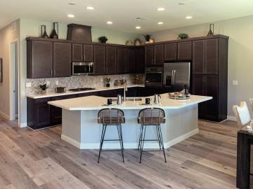 Summit Homes Bermuda Ridge is a boutique neighborhood of 15 homes. The Summit Homes will hold its grand opening Saturday.