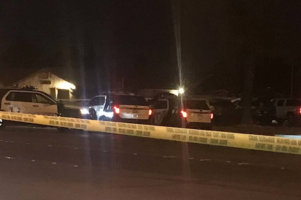The Metropolitan Police Department is investigating an apparent murder-suicide Wednesday morning in the central Las Vegas Valley. Eastern Avenue between Russell Road and Hacienda Avenue is closed. ...