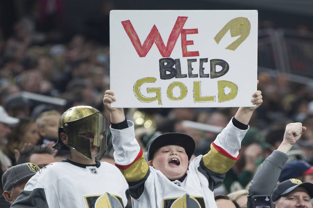 Golden Knights' T-Mobile Arena voted best atmosphere by NHL players