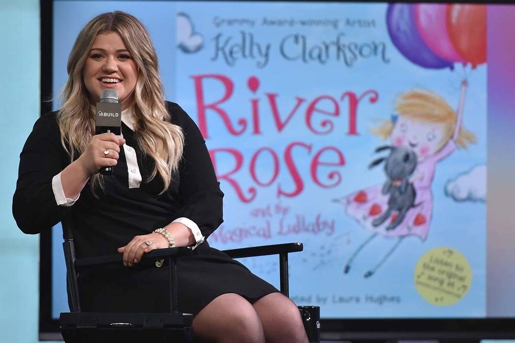 Singer Kelly Clarkson (Evan Agostini/Invision/AP)
