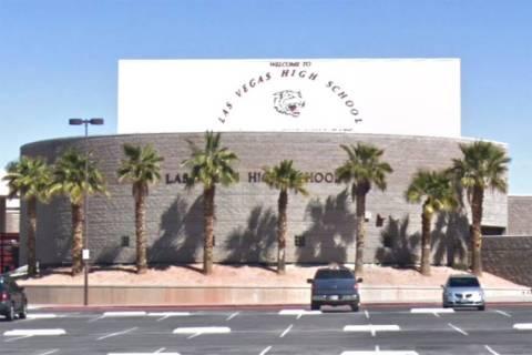 Las Vegas High School (Google)