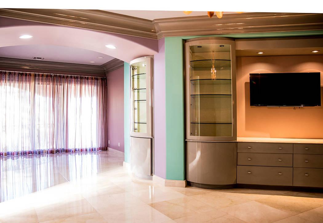 A secondary bedroom. (Tonya Harvey Real Estate Millions)