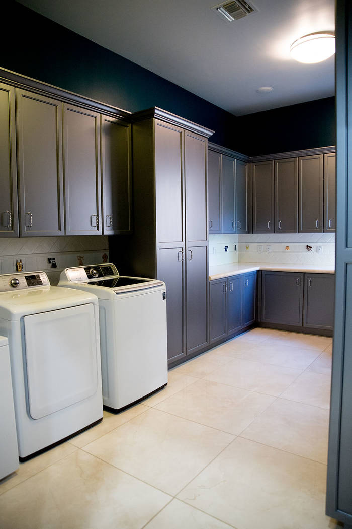 The laundry. (Tonya Harvey Real Estate Millions)