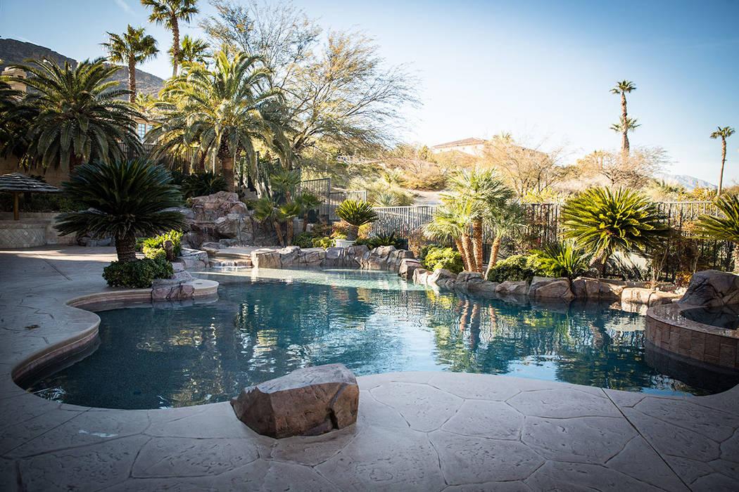 The pool. (Tonya Harvey Real Estate Millions)