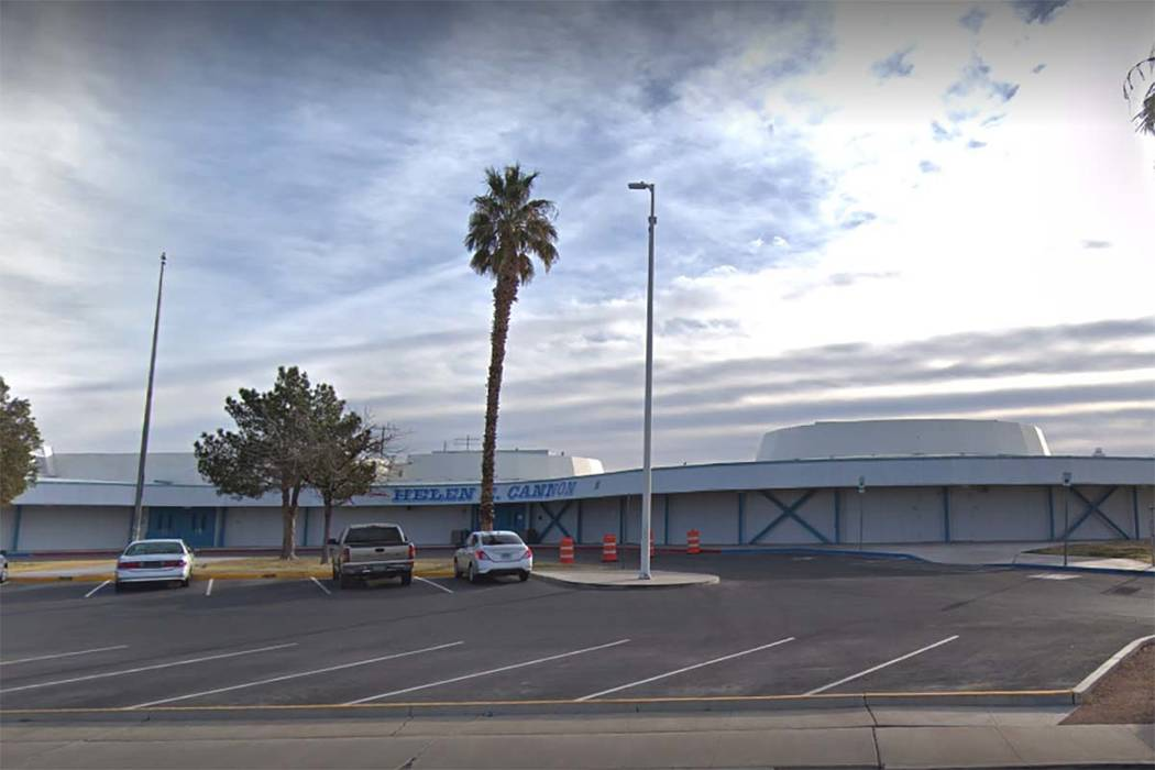 Cannon Junior HIgh School (Google Street View)