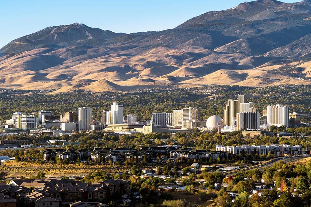 Reno, Nevada (Thinkstock)