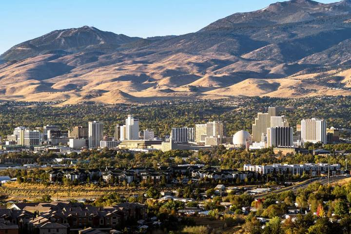 Reno, Nevada (Thinkstock)