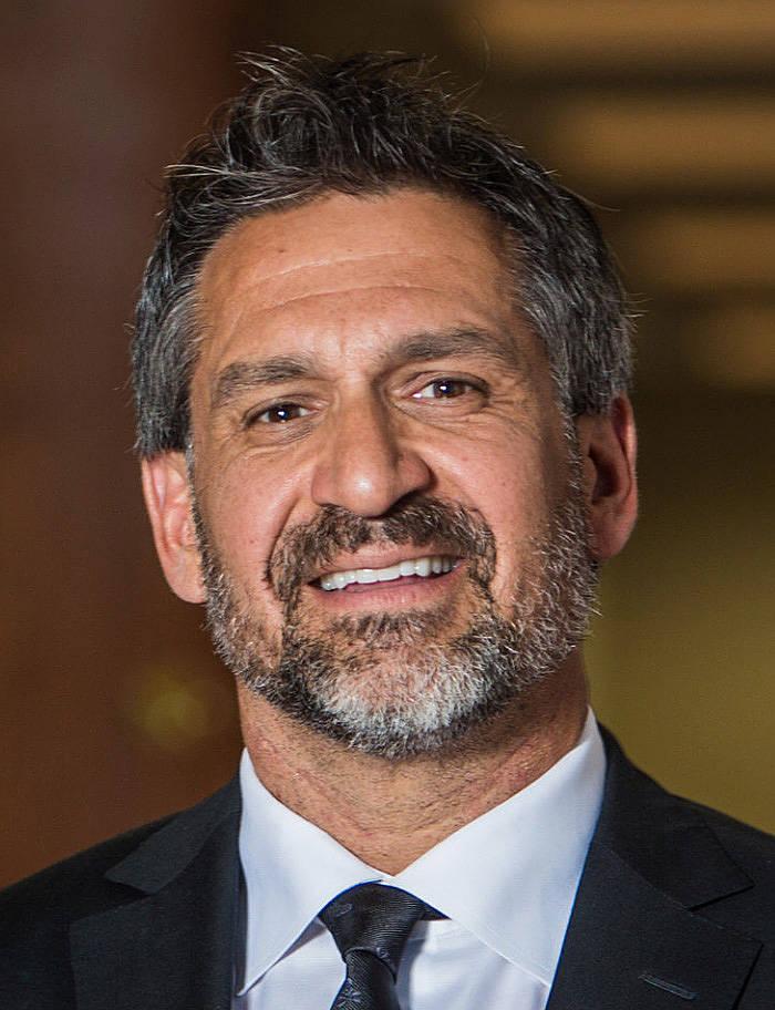 Las Vegas City Council candidate Dave Marlon. (Friends of Dave Marlon)