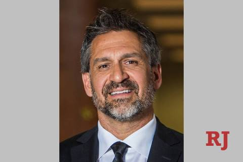 Las Vegas City Council candidate Dave Marlon (Friends of Dave Marlon)