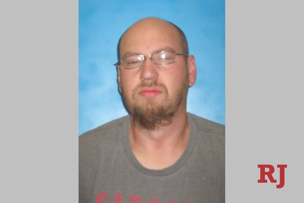 Jeremy Burch (Nye County Sheriff's Office)