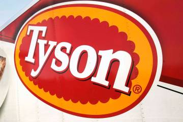 Tyson Foods is recalling more than 69,000 pounds of chicken strips because they may be contaminated with pieces of metal. (AP Photo/Danny Johnston, File)