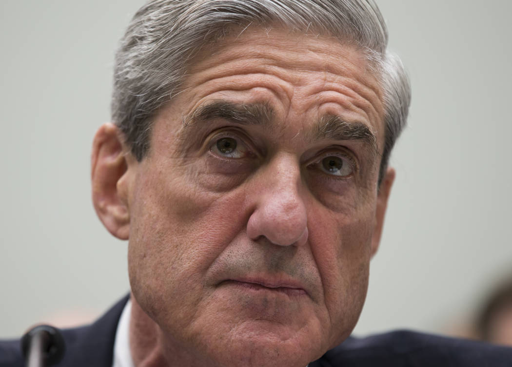Special Counsel Robert Mueller (J. Scott Applewhite/AP)
