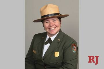 The National Park Service has named Margaret Goodro as superintendent of Lake Mead National Recreation Area. (National Park Service)