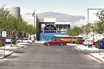 Cheyenne High School (Google Streetview)