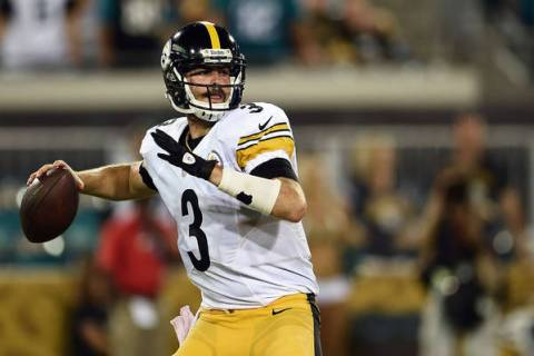 Landry Jones was a 2013 fourth-round pick of the Pittsburgh Steelers. (File)