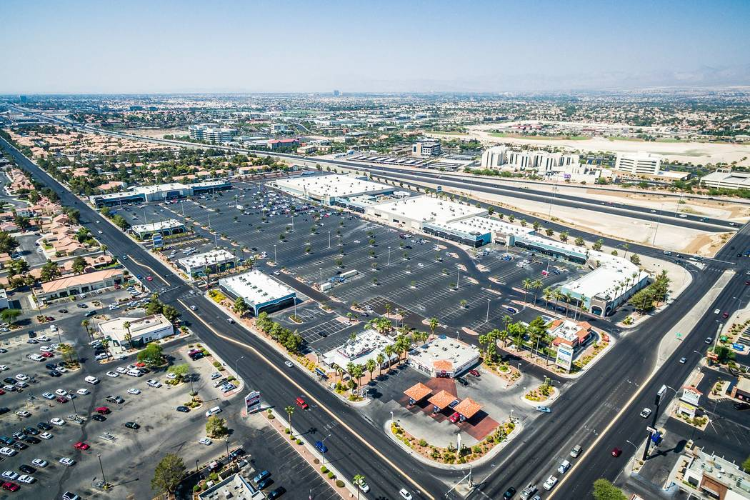 Florida investment firm Pebb Enterprises has purchased Las Vegas retail plaza Cheyenne Commons, ...