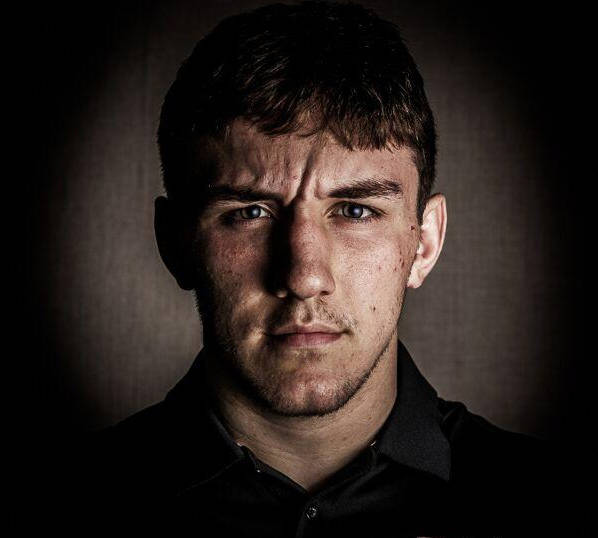 Faith Lutheran's Connor Bourne is a member of the Nevada Preps all-state wrestling team.