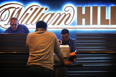 The NHL has announced a partnership with sports gambling operator William Hill. (Jeff Scheid/La ...