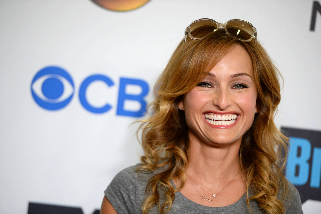 Giada De Laurentiis arrives at the 4th Annual Stand Up 2 Cancer Live Benefit at The Dolby Theat ...