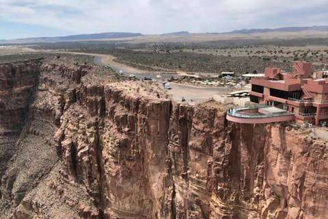 This Thursday, March 28, 2019 photo, provided by the Mohave County Sheriff's Office, shows the ...