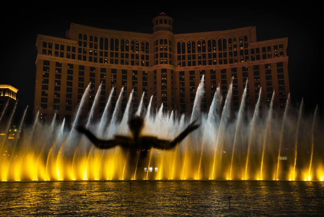 Bellagio Water Fountain Schedule Water Ionizer