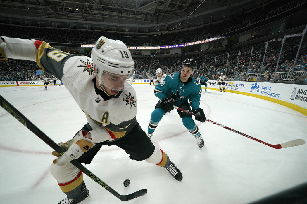 new products 2cc8b 5ebdb Golden Knights, Sharks officially set to meet in NHL ...
