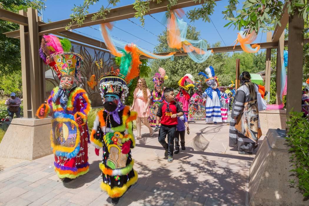 Dia del Nino at Springs Preserve (Springs Preserve)