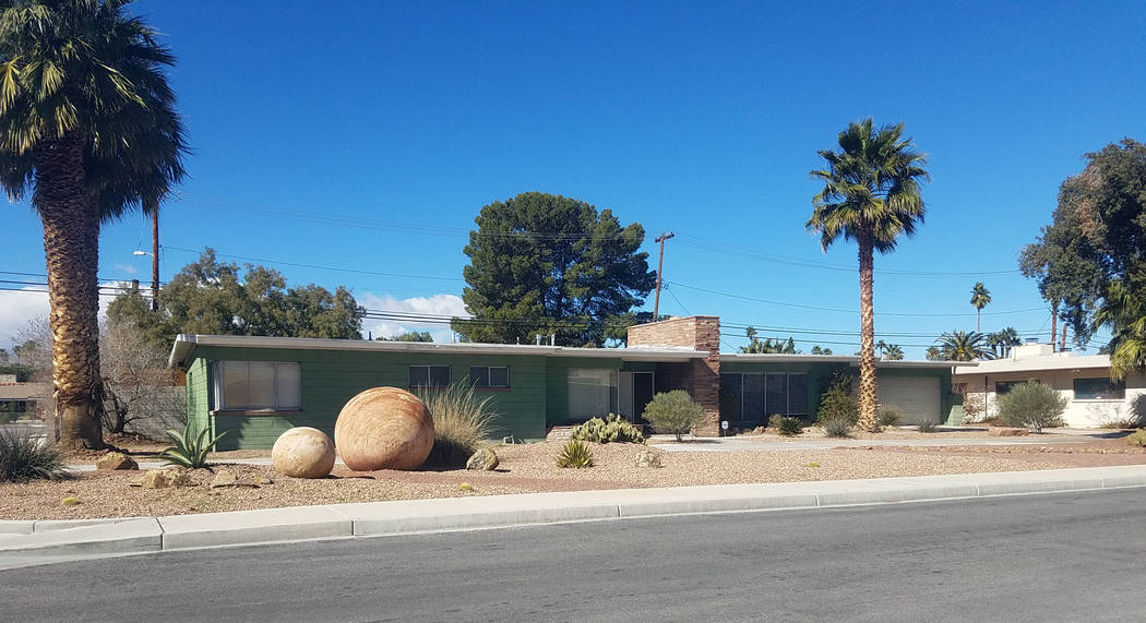 For midcentury homes, period-appropriate restoration means preserving the long and low facades ...