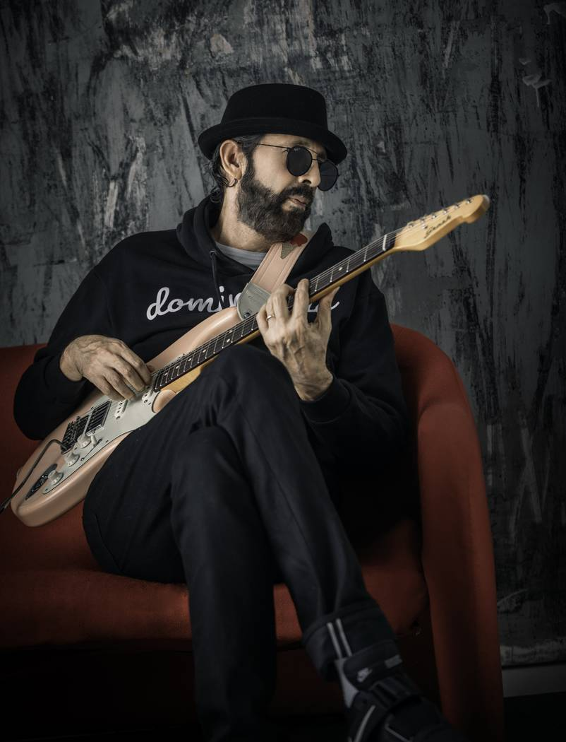 Juan Luis Guerra (Santa Cruz Communications)