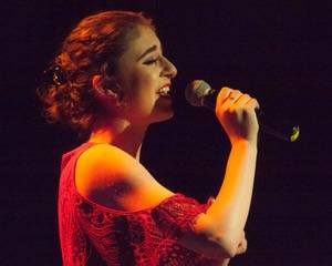 Naree Asherian performs as a soloist in Bill Fayne's Holiday Spectacular at the Starbright Thea ...