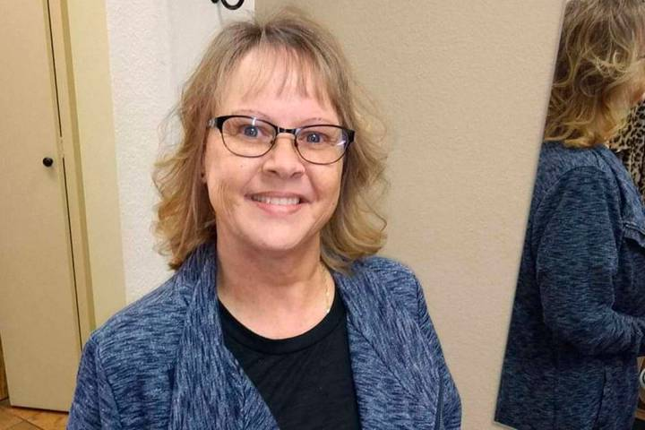 Brigitte Sagasser in San Marcos, Calif., is a participant in a federal study for rare cancers, ...