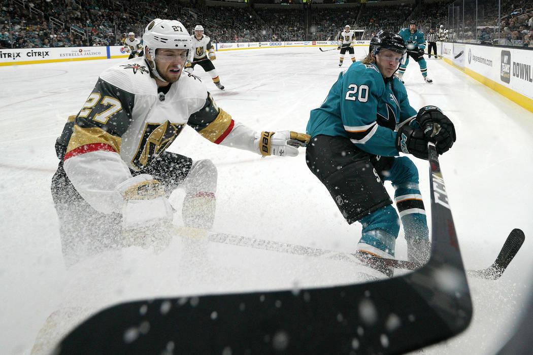 Golden Knights vs  Sharks: Position-by-position breakdown   NHL