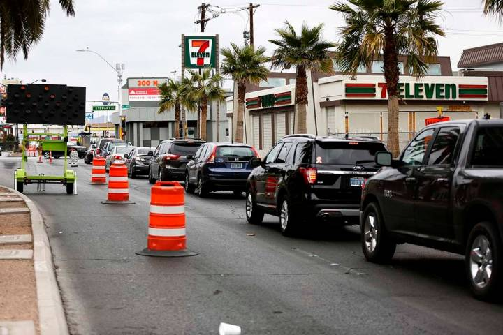 The Regional Transportation Commission of Southern Nevada is turning to technology to reduce tr ...