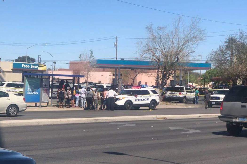 Coroner IDs 19 Year Old Killed In North Las Vegas Shooting