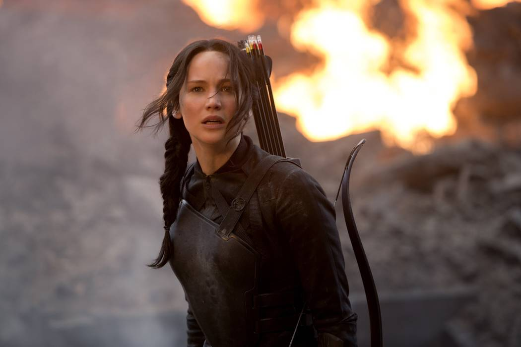 Hunger Games' exhibition to open on Las Vegas Strip | Las Vegas