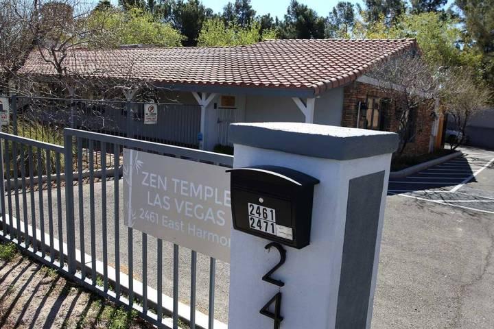 A November investigation into Zen Temple at 2461 E. Harmon Ave. has raised suspicion among Clar ...