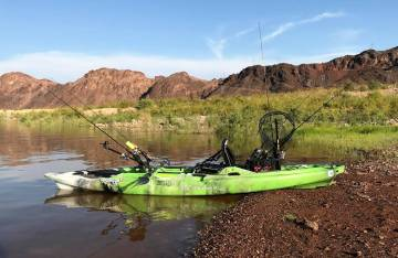 When it comes to accessorizing your fishing kayak, simple is better. This is what happens to yo ...