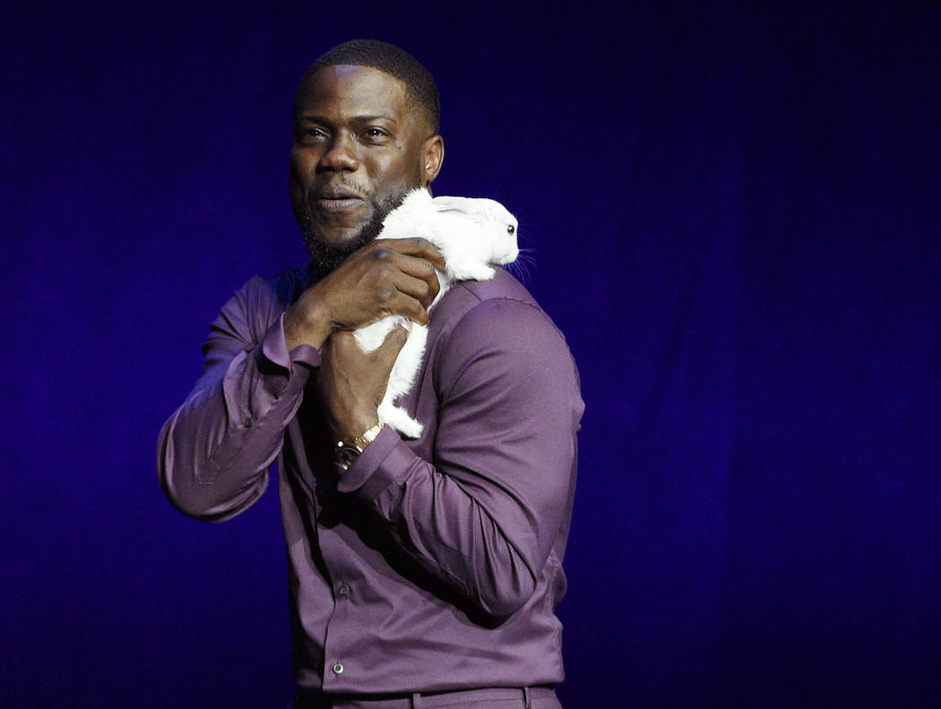 """Kevin Hart, who voices a character in the upcoming animated film """"The Secret Life of Pets ..."""