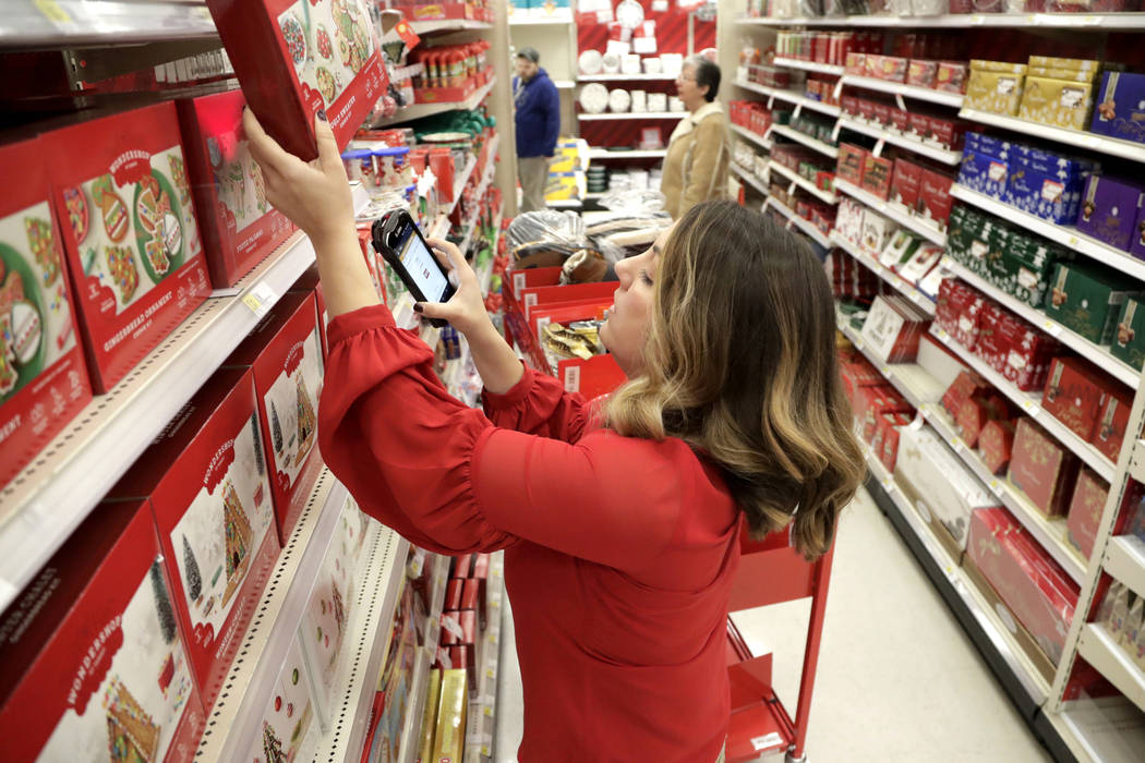 target raising its minimum wage to 13 an hour las vegas review journal. Black Bedroom Furniture Sets. Home Design Ideas