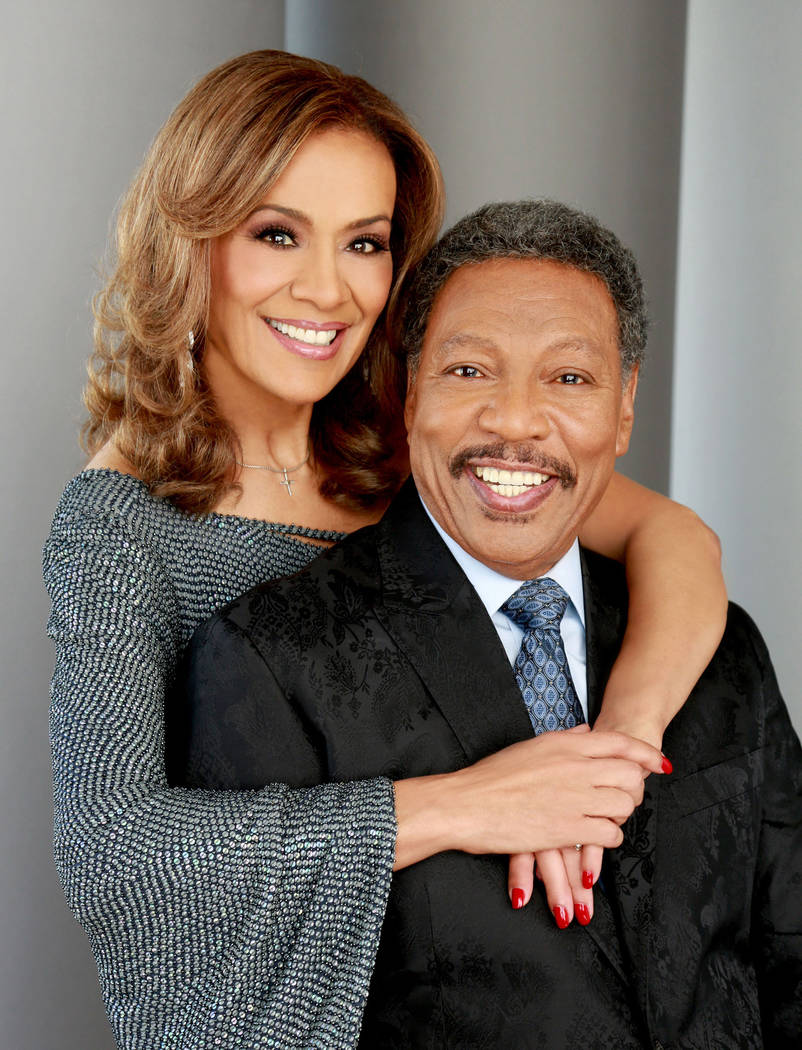 Marilyn McCoo and Billy Davis Jr., co-founders of the 5th Dimension, headline Orleans Showroom ...