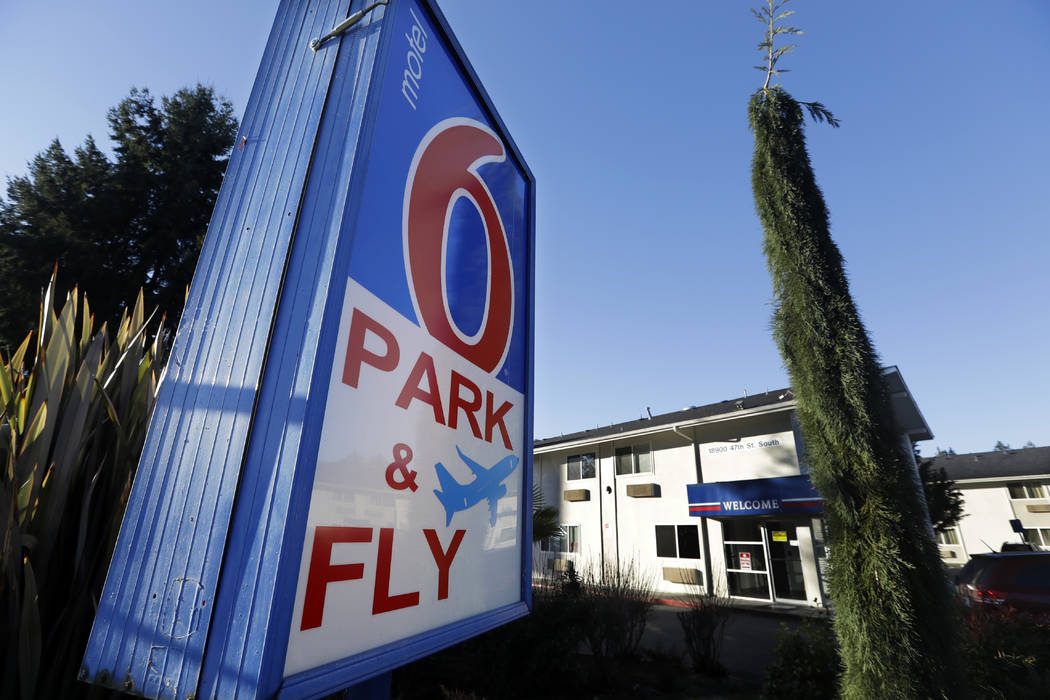 The national chain Motel 6 agreed Thursday, April 4, 2019, to pay $12 million to settle a lawsu ...