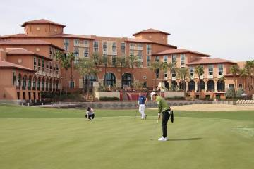 Earlier this year, Reflection Bay Golf Club hosted its first International Golf Academy with a ...